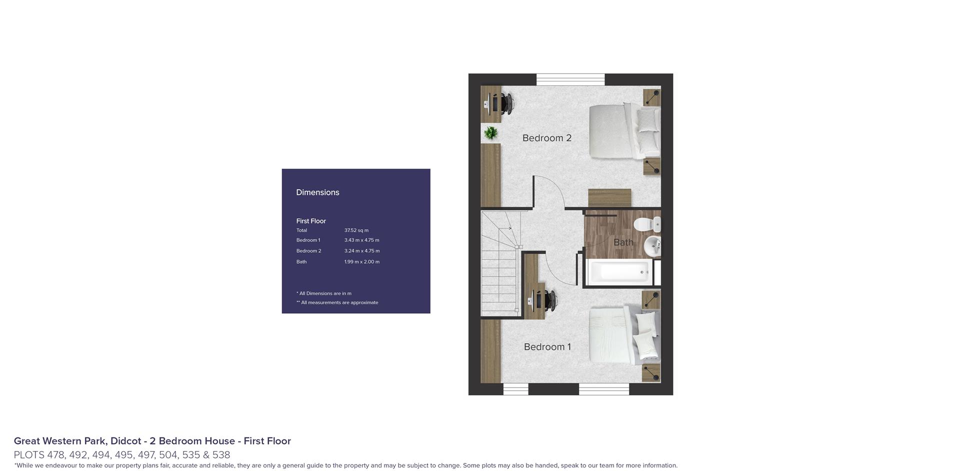 Great Western Park, Didcot_Plots 478, 492, 494, 49
